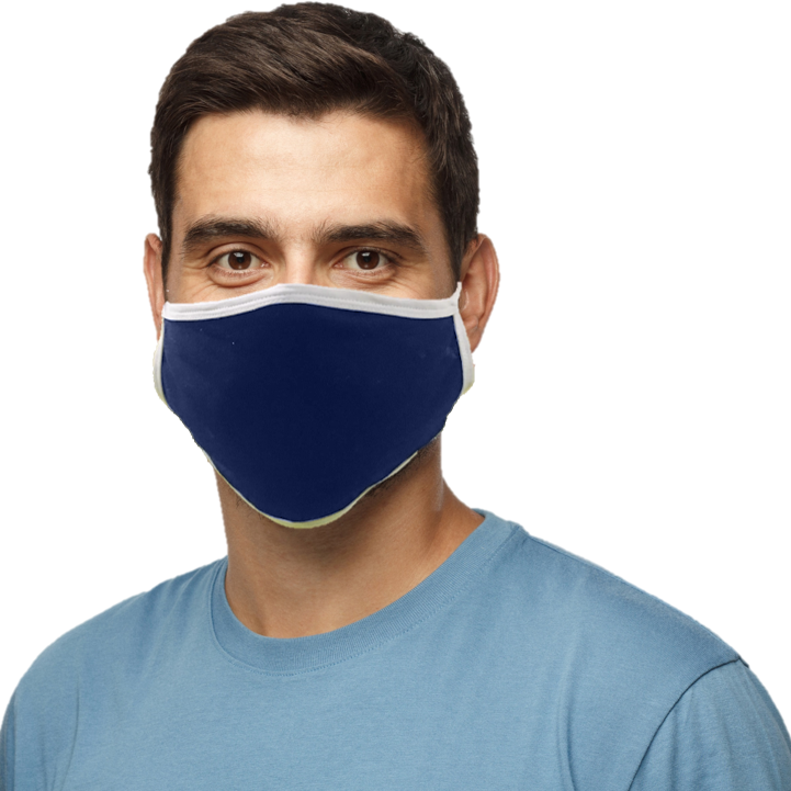 Blatant Defender Face Mask (Navy)