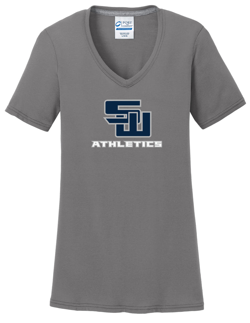 Smithtown West Athletics Women's T-Shirt