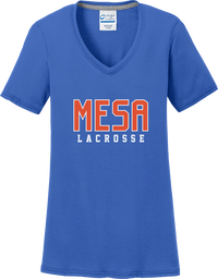 Mesa Lacrosse Women's Blue T-Shirt