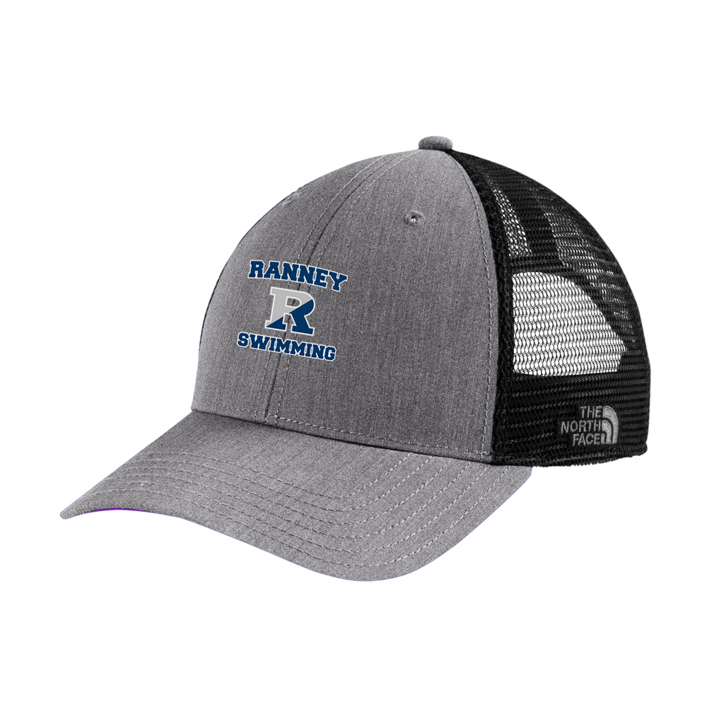 Ranney Swimming The North Face Trucker Hat