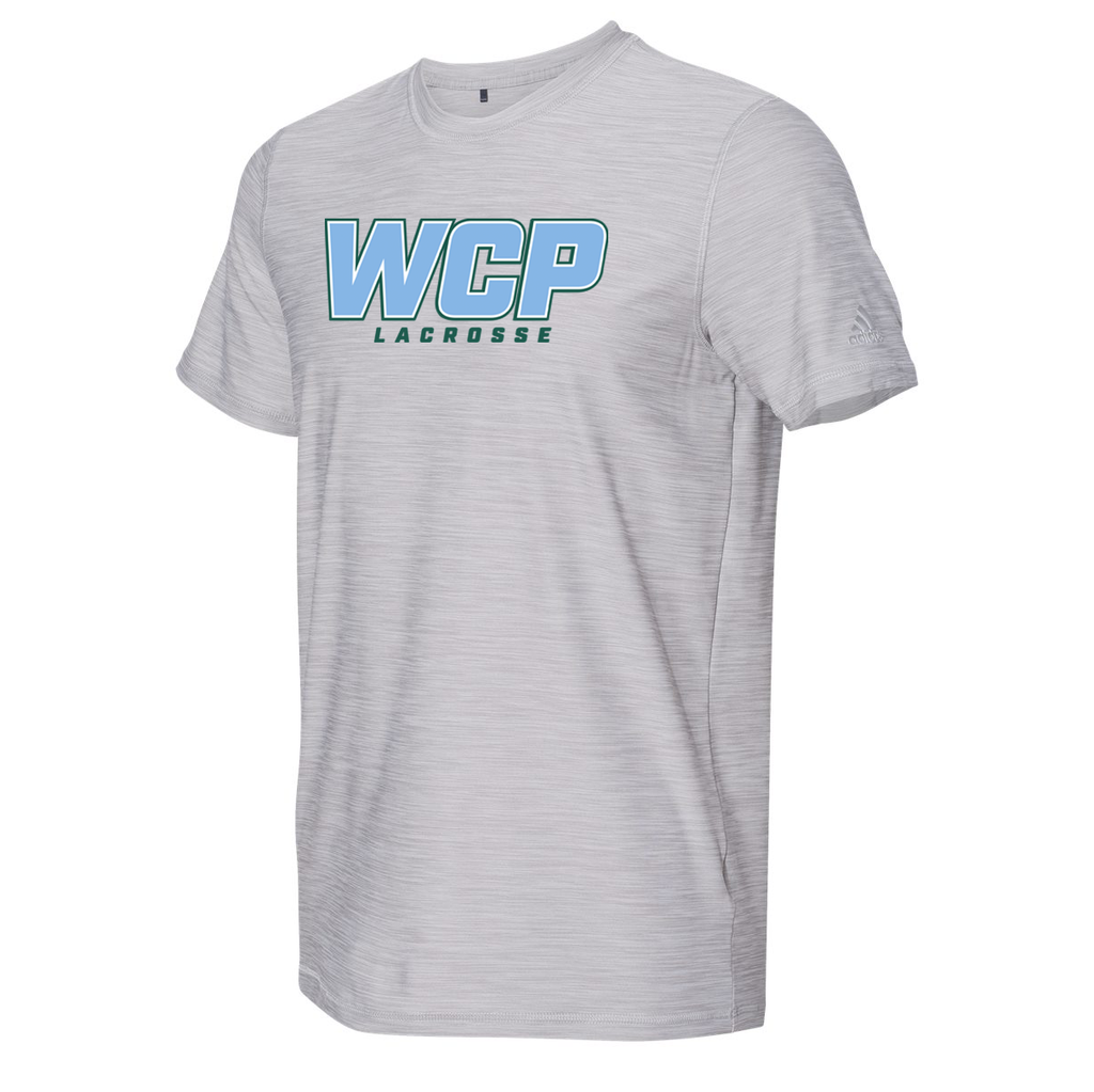WCP Girls Lacrosse  Adidas Melange Tech T-Shirt