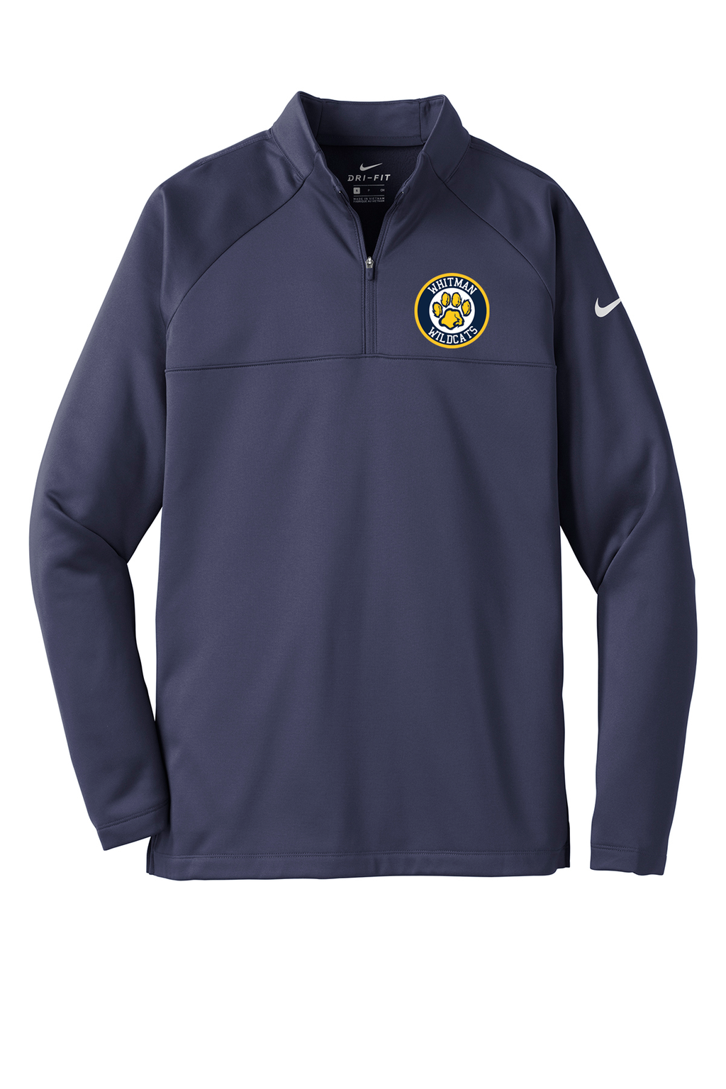Whitman Wildcats Nike Therma-FIT Fleece