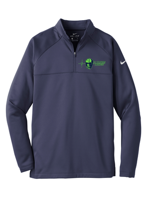 Flatliners Lacrosse Navy Nike Therma-FIT Fleece