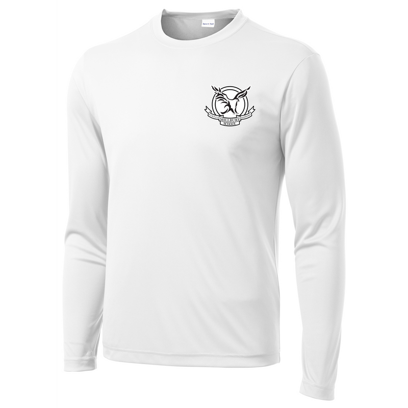Millbury Street Elementary Long Sleeve Performance Shirt