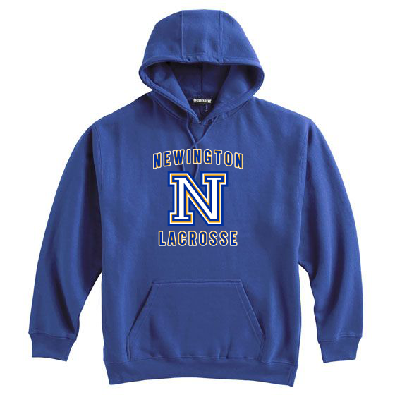 Newington Lacrosse Royal Sweatshirt