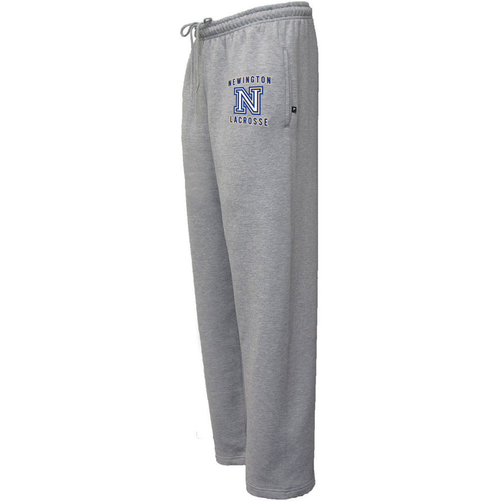 Newington Lacrosse Grey Sweatpants