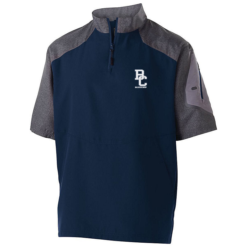 BlueChip Baseball Short Sleeve Pullover
