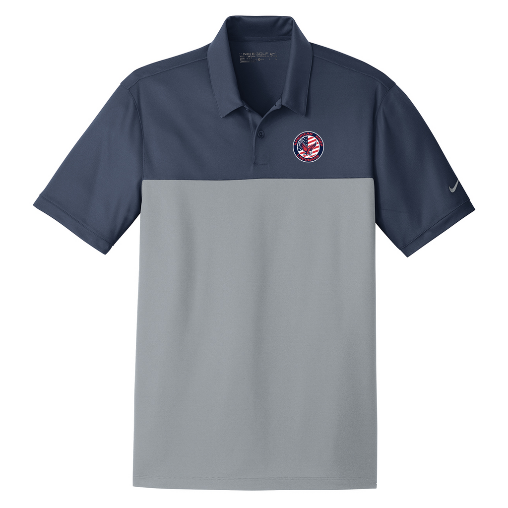APA Lacrosse Nike Dri-FIT Colorblock Polo