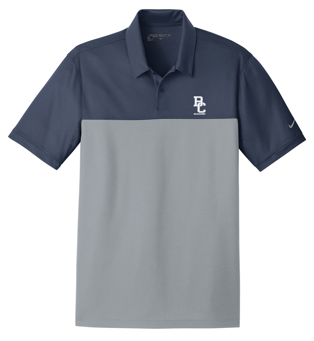 BlueChip Baseball Nike Dri-FIT Colorblock Polo