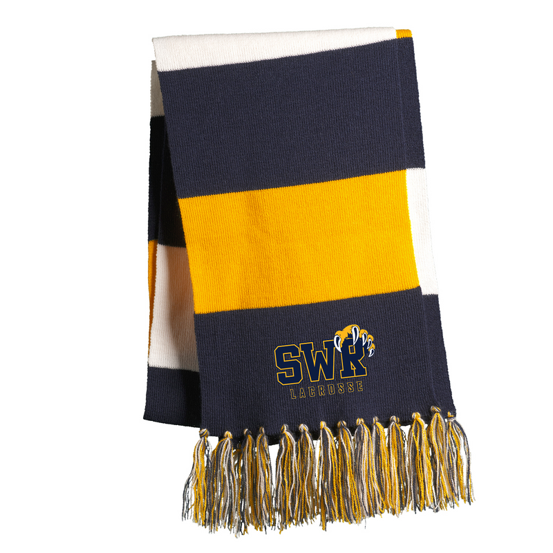 SWR Lacrosse Team Scarf