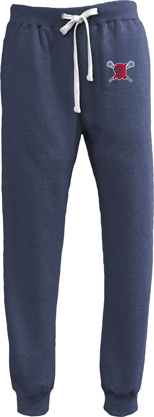 Augusta Patriots Navy Heather Joggers