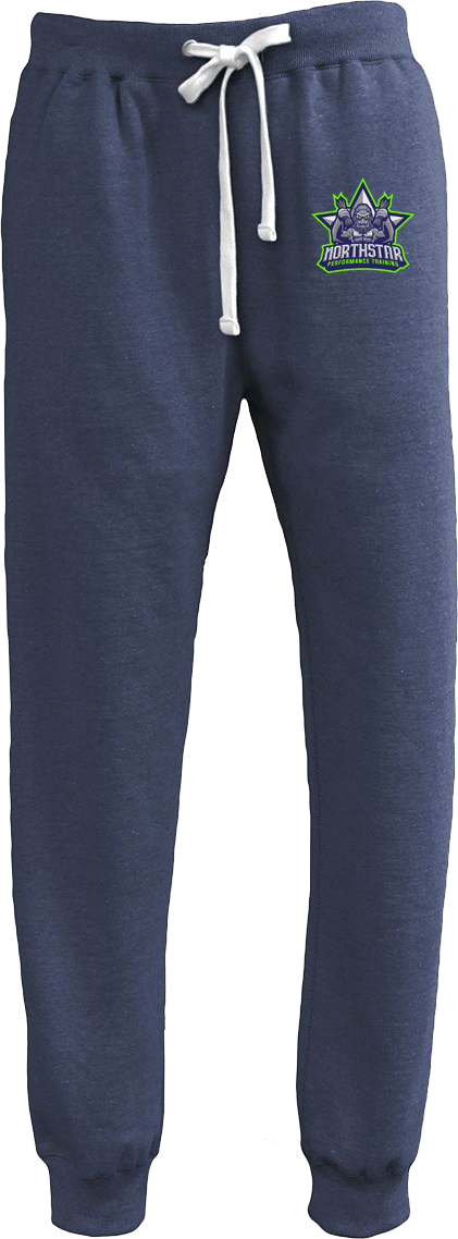 Northstar Performance Training Navy Heather Joggers