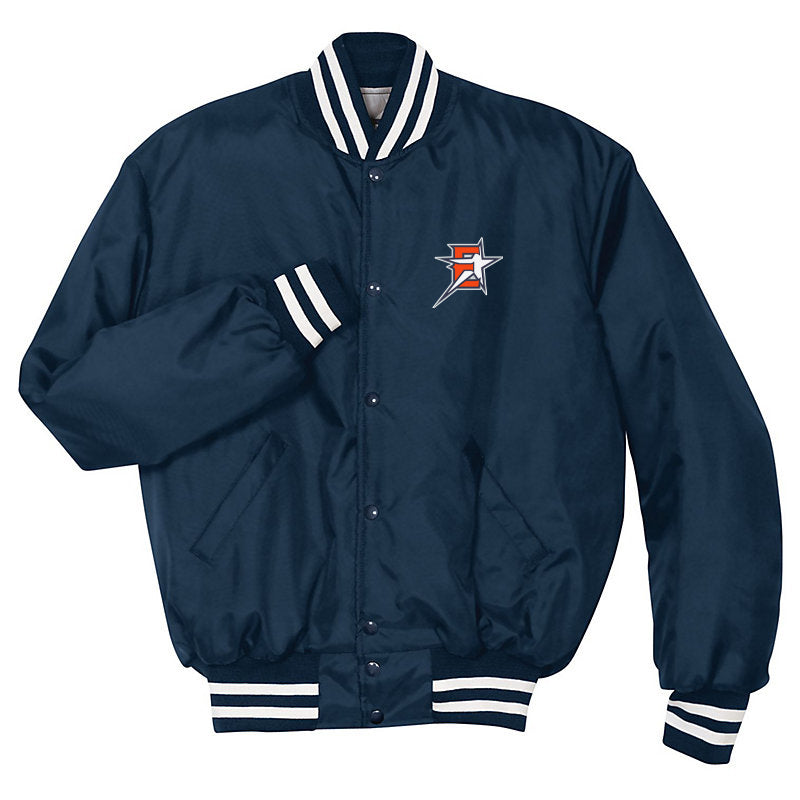 2019 Eastvale Girl's Softball Heritage Jacket