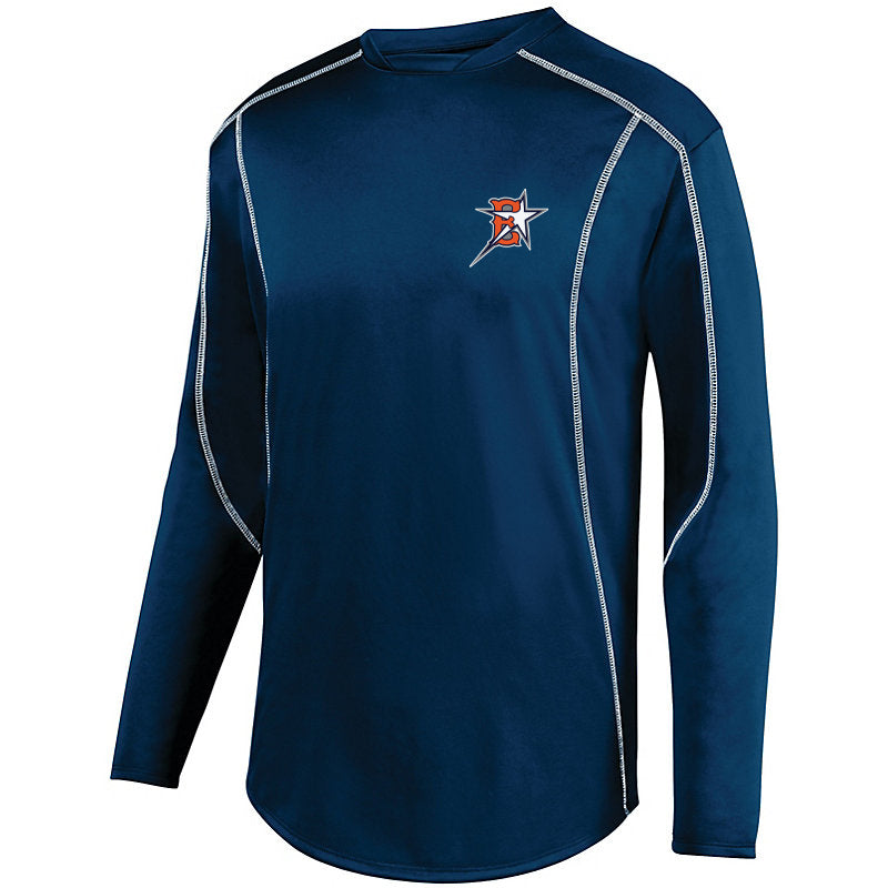 Eastvale Girl's Softball Warmup Pullover
