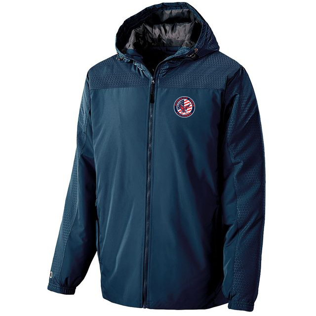 APA Lacrosse Bionic Hooded Jacket