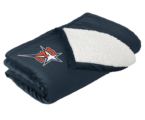 Eastvale Girl's Softball Blanket