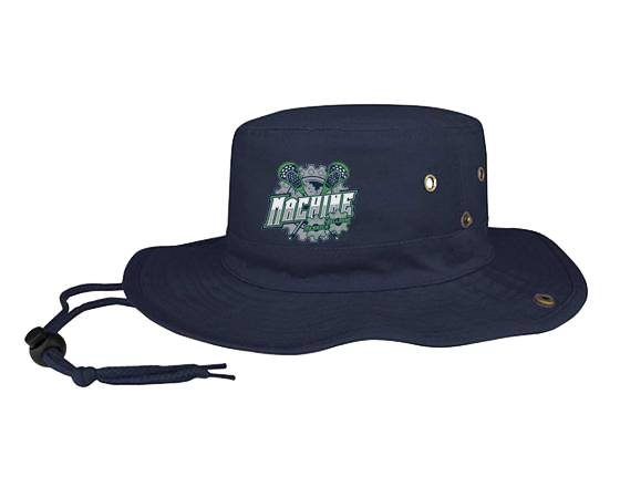 Merrick-Bellmore Bucket Hat (Navy)