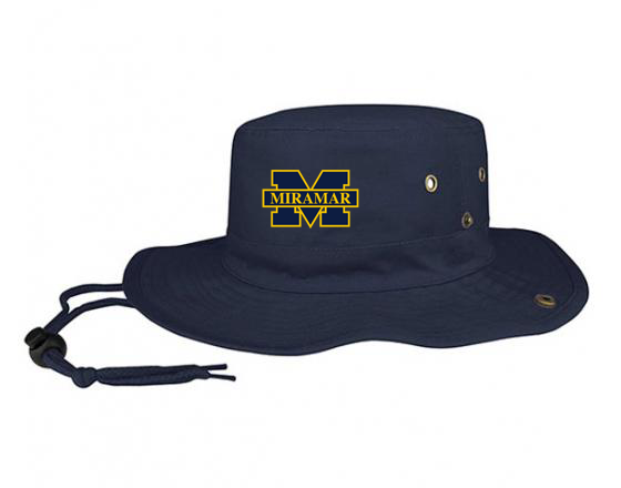 Miramar Wolverines Football Bucket Hat