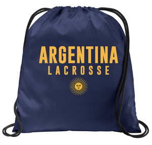 Argentina Lacrosse Cinch Pack
