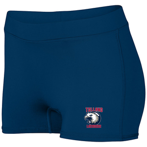 Tolland Lacrosse Club Women's Compression Shorts