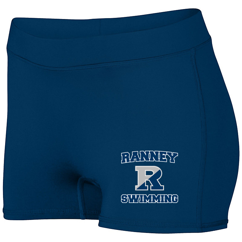 Ranney Swimming Women's Compression Shorts