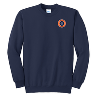 Desto Tigers Baseball  Crew Neck Sweater