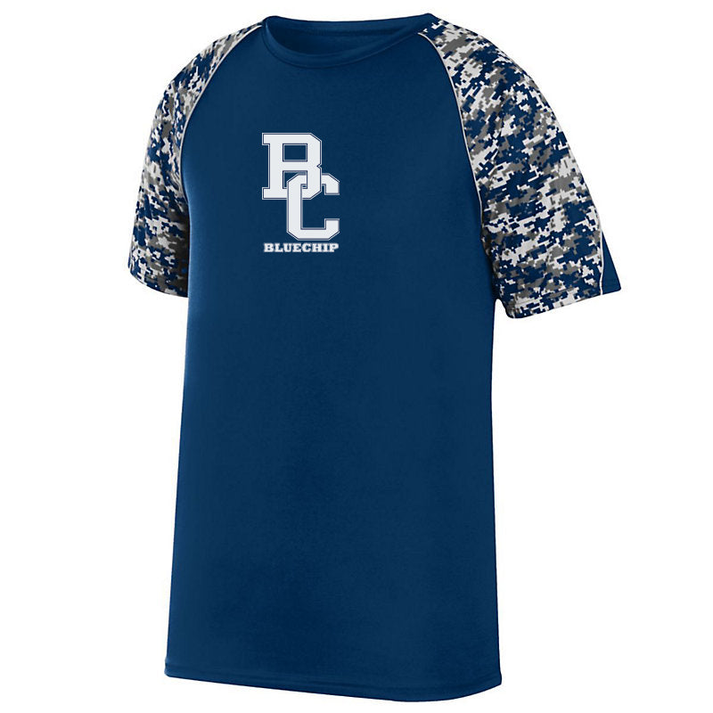 BlueChip Baseball Digi-Camo Performance T-Shirt
