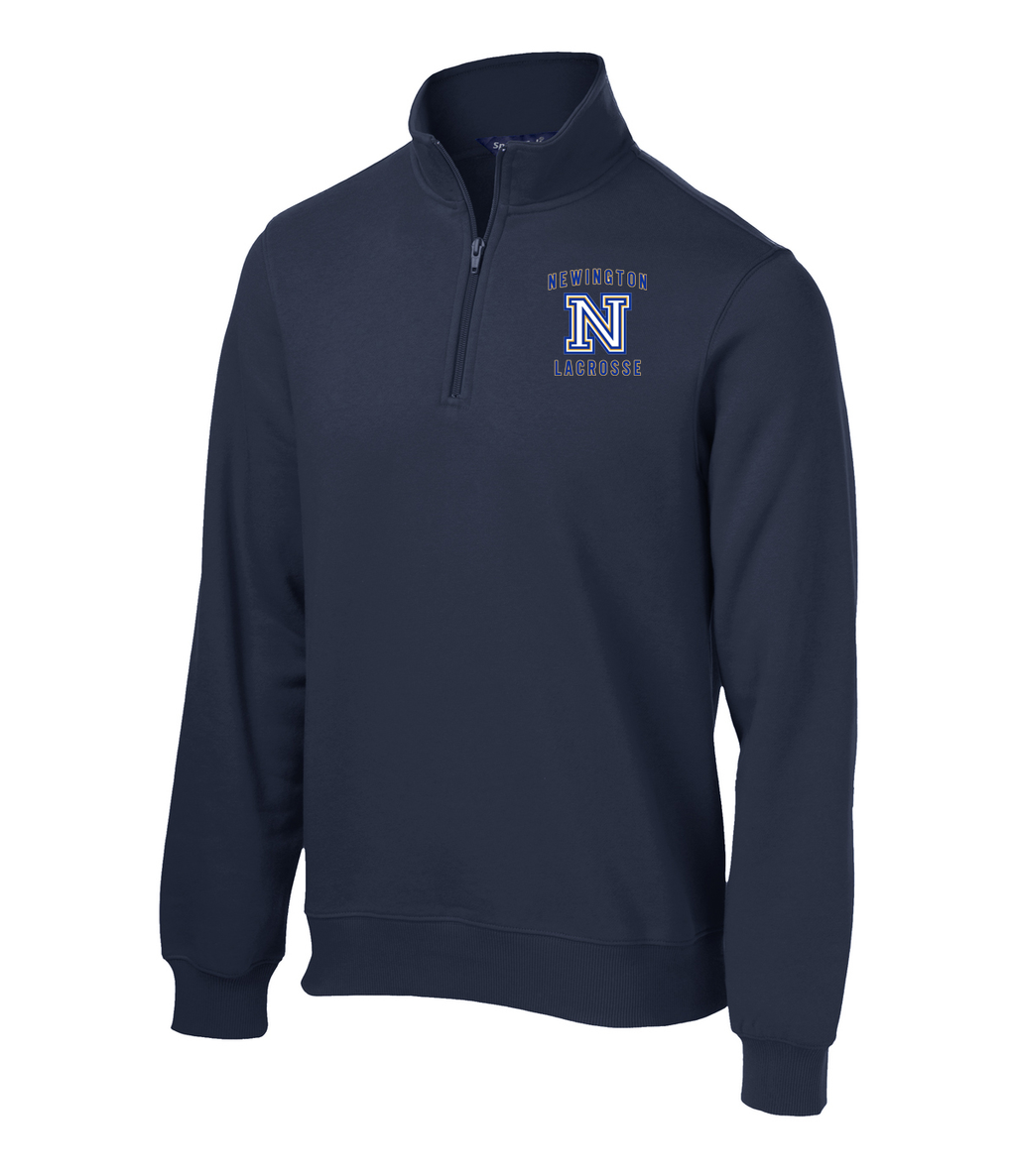 Newington Lacrosse 1/4 Zip Fleece