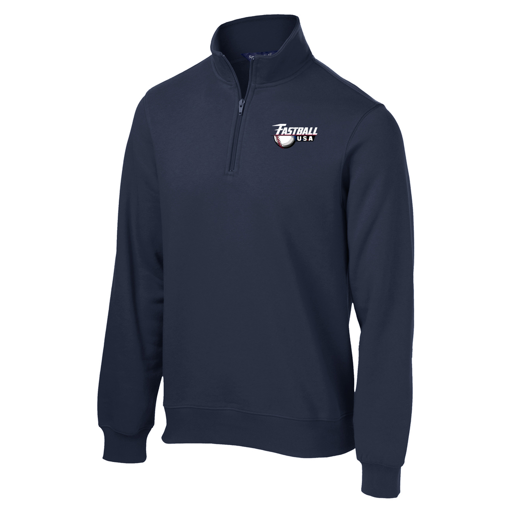 Fastball USA Academy Baseball  1/4 Zip Fleece