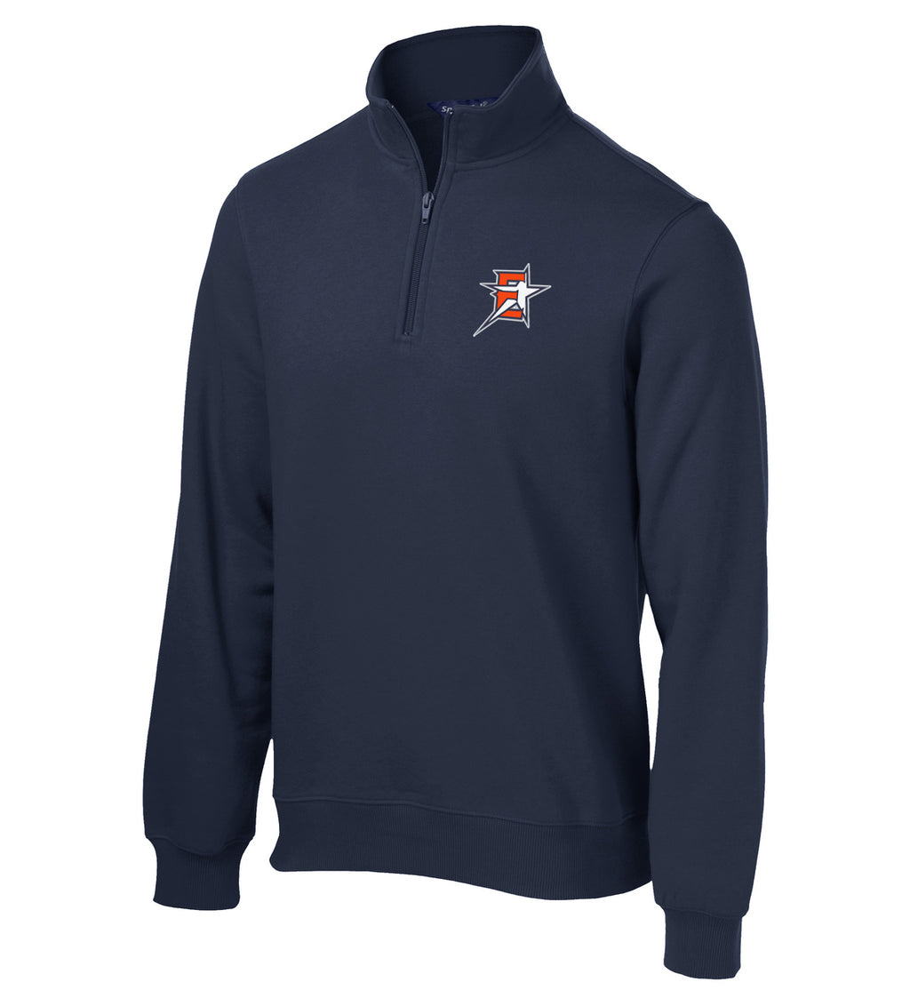 2019 Eastvale Girl's Softball 1/4 Zip Fleece