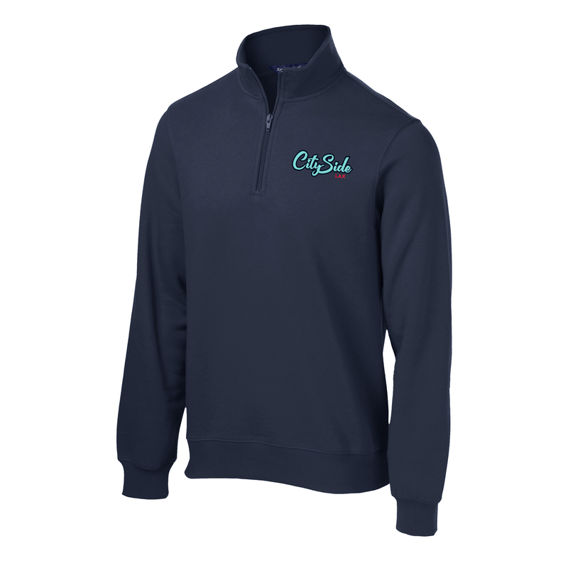 CitySide Lacrosse 1/4 Zip Fleece