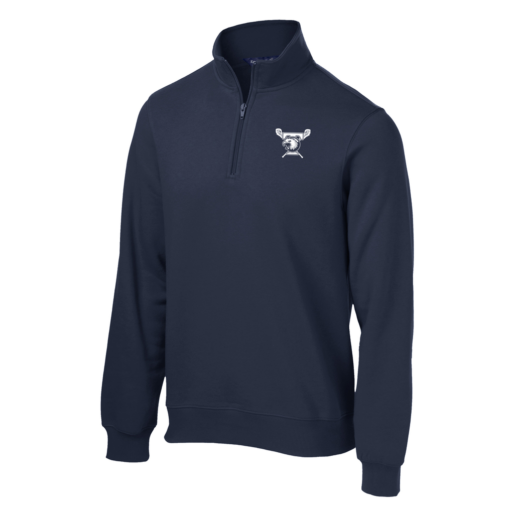 Tolland Lacrosse Club 1/4 Zip Fleece