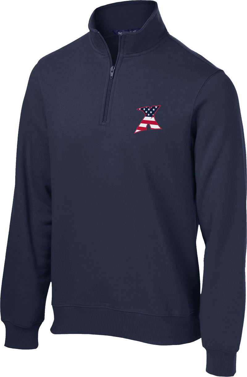 MDX 1/4 Zip Fleece
