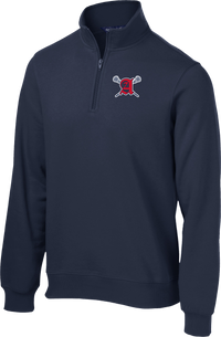 Augusta Patriots Men's Navy 1/4 Zip Fleece