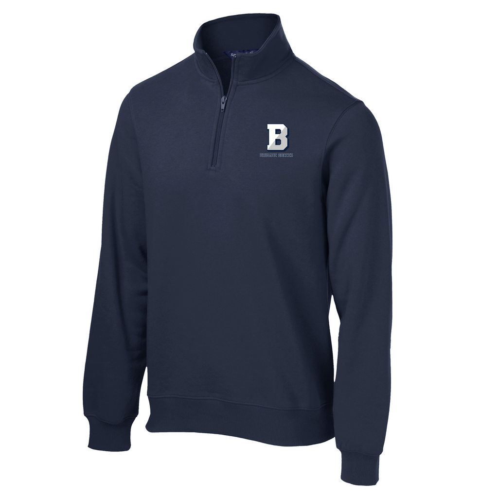 Brigade Soccer  1/4 Zip Fleece