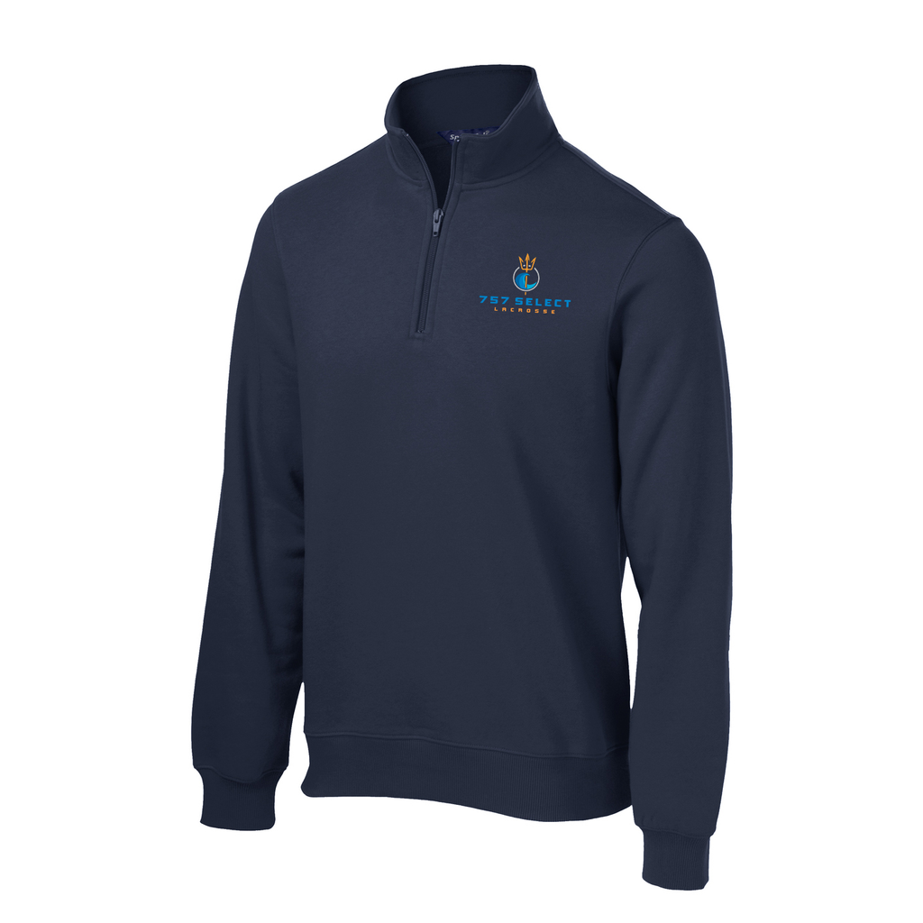 757 Lacrosse 1/4 Zip Fleece