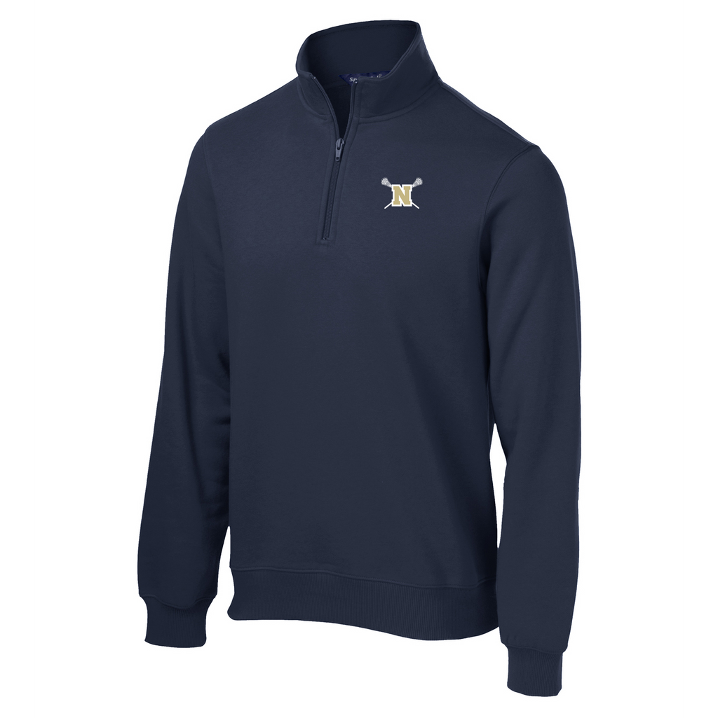 Newington High School Lacrosse 1/4 Zip Fleece