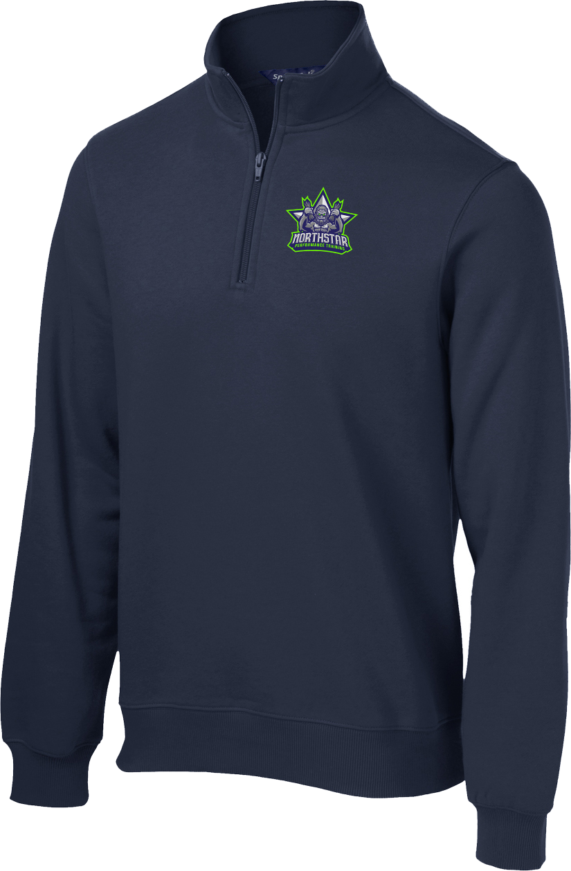 Northstar Performance Training Navy 1/4 Zip Fleece