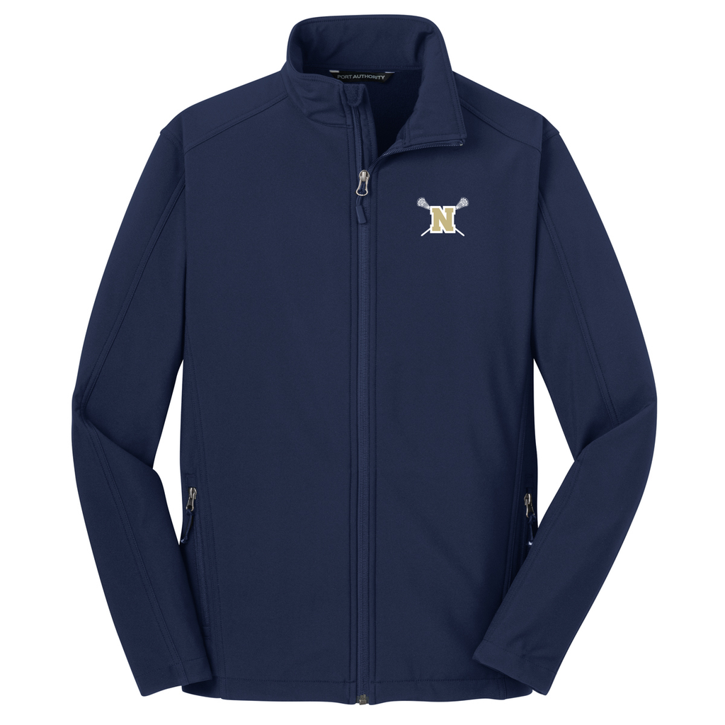 Newington High School Lacrosse Soft Shell Jacket