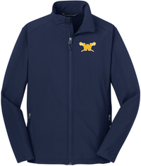 Webster Lacrosse Navy Soft Shell Jacket