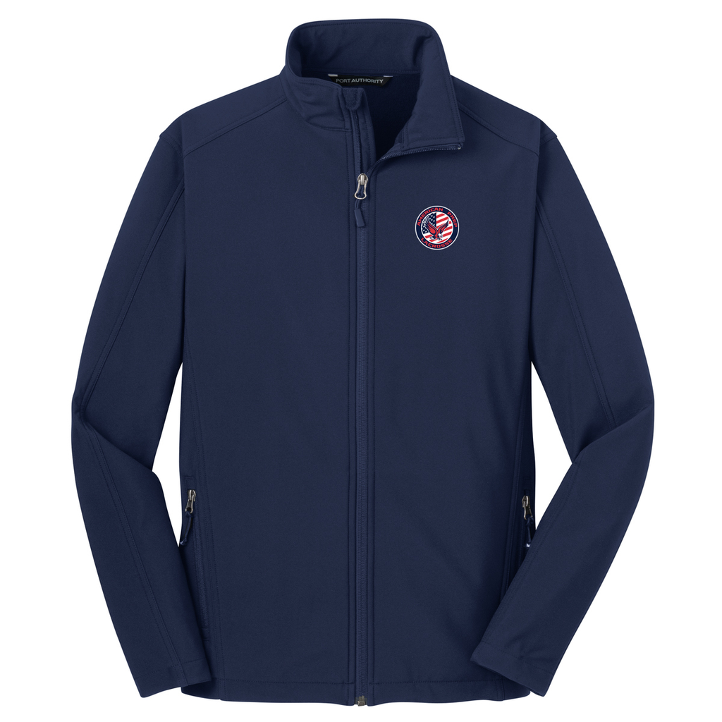 APA Lacrosse Soft Shell Jacket