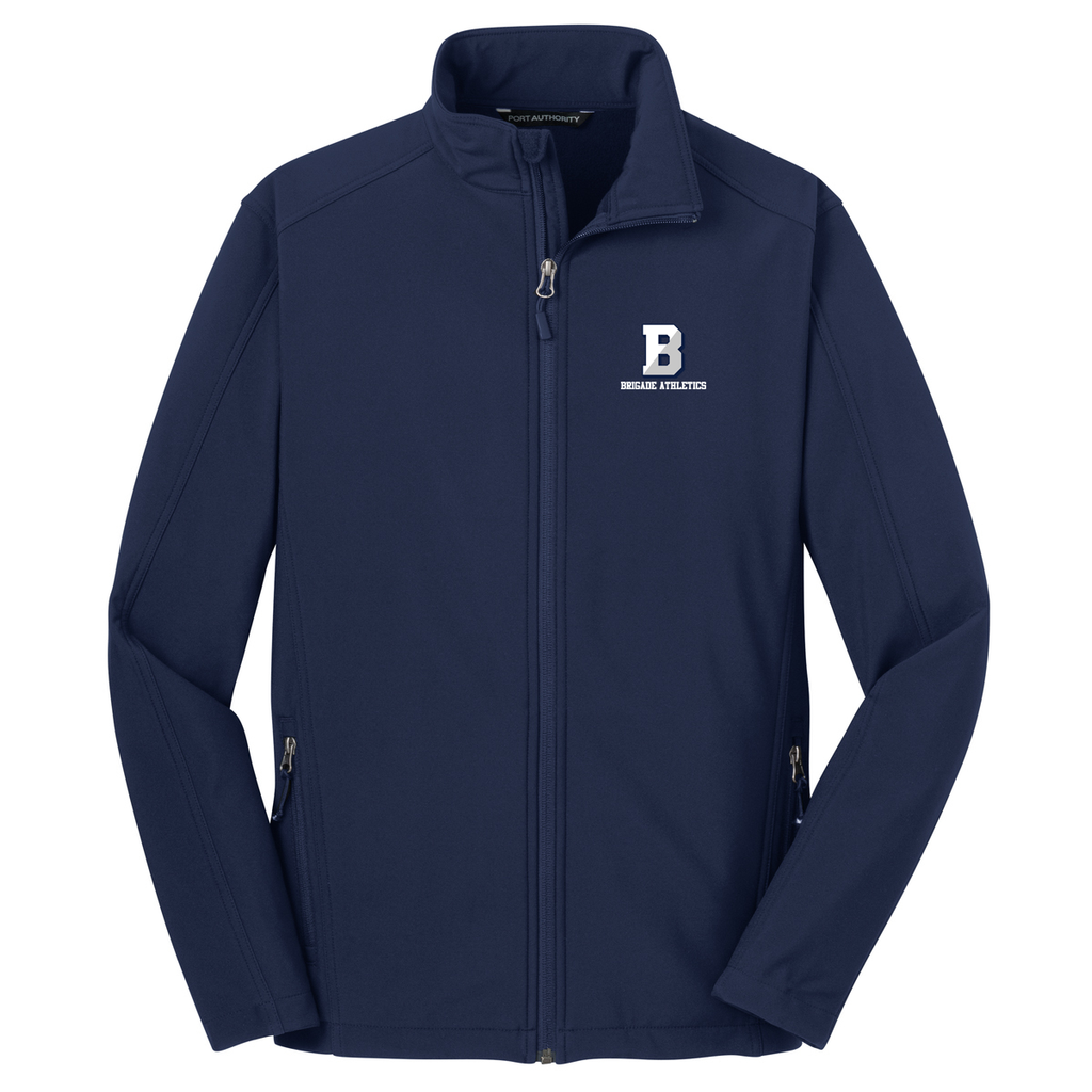 Brigade Athletics Soft Shell Jacket
