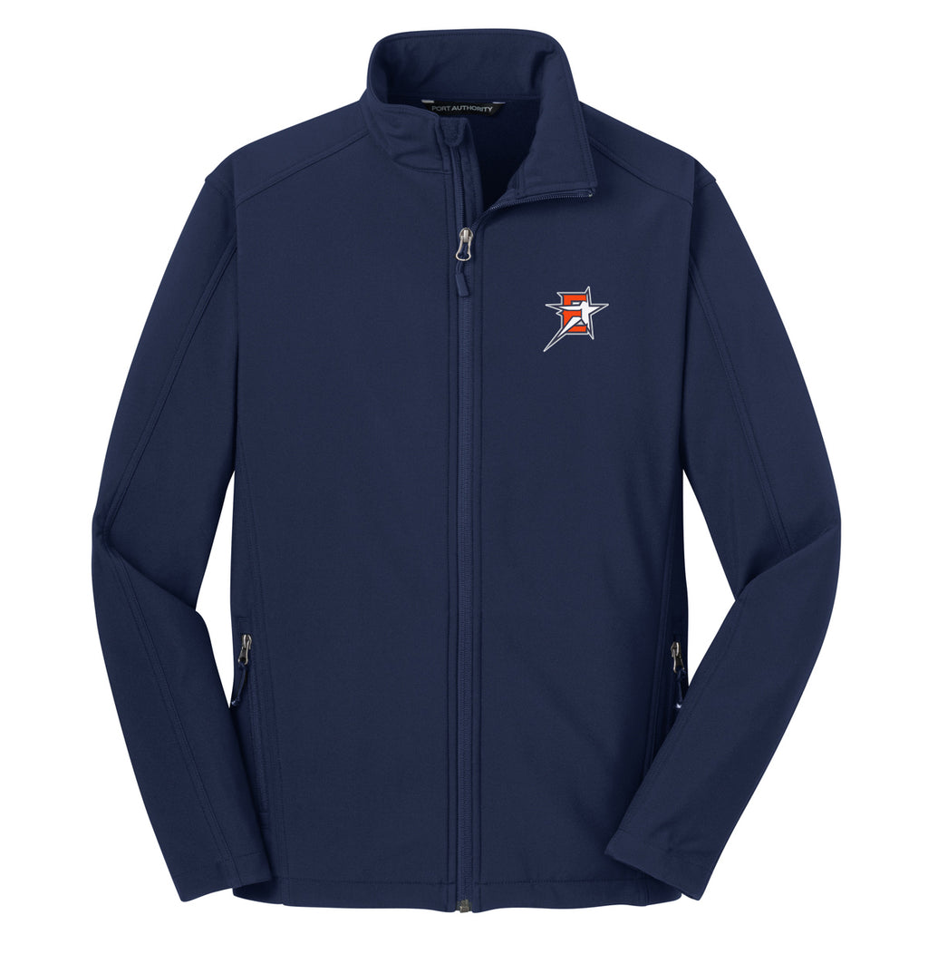 2019 Eastvale Girl's Softball Soft Shell Jacket