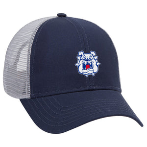 Michigan Bulldogs Baseball Trucker Hat