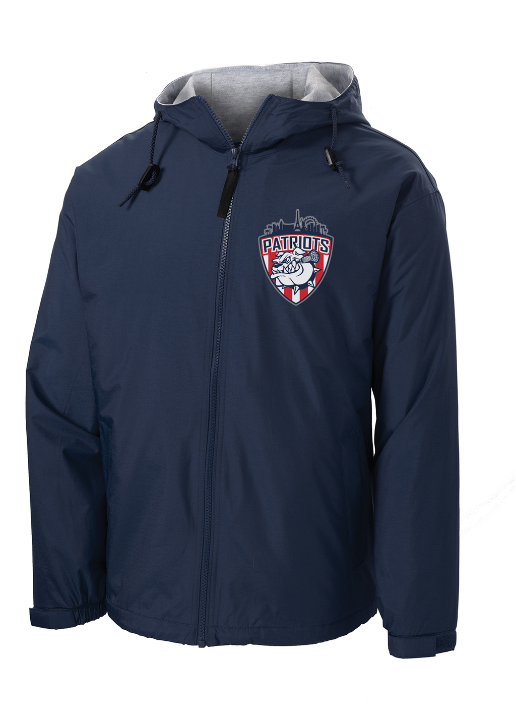 Las Vegas Patriots Hooded Jacket