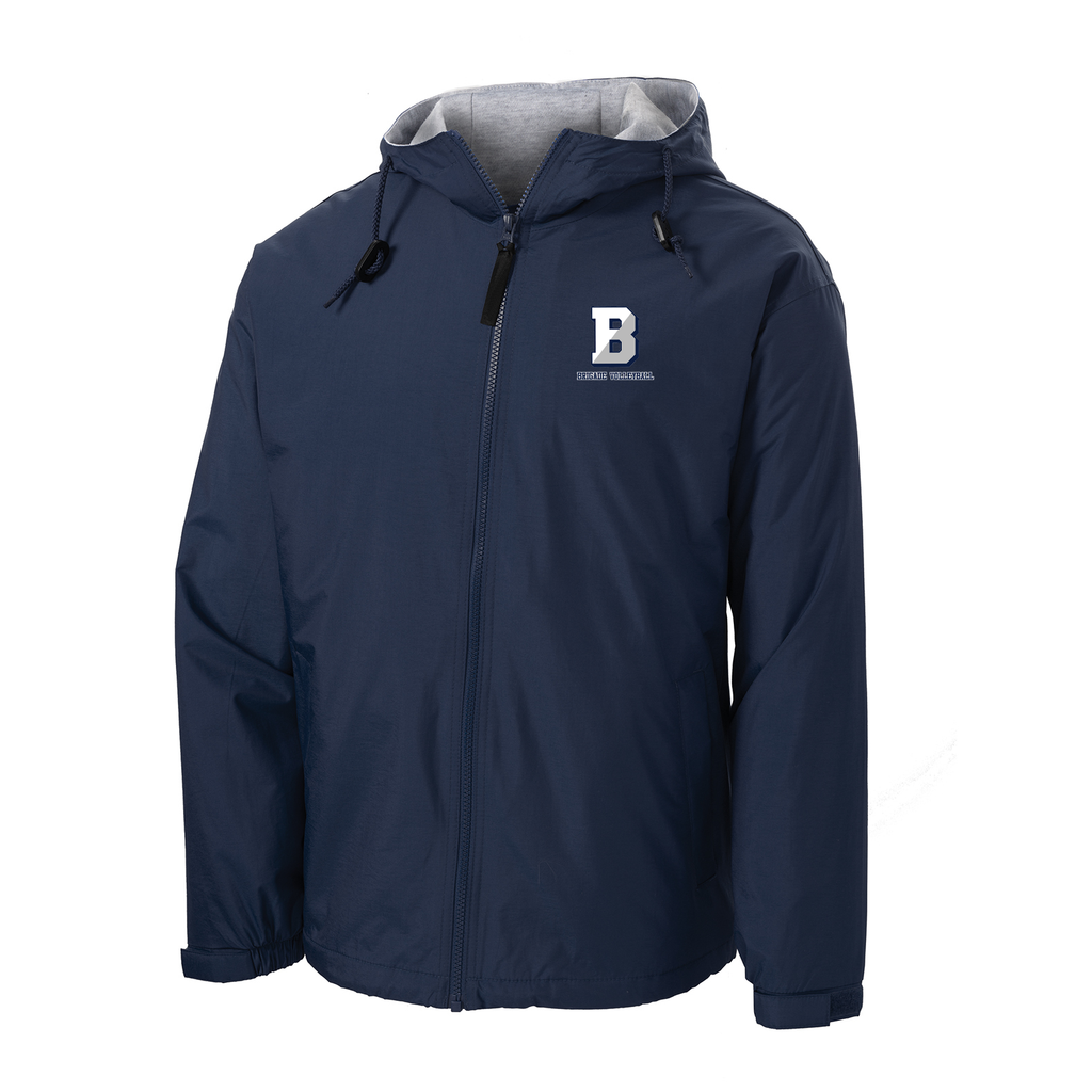 Brigade Volleyball Hooded Jacket