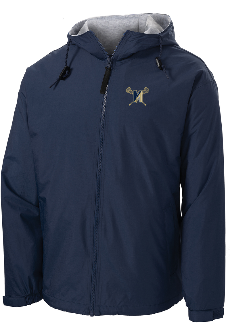 Malden Lacrosse Hooded Jacket