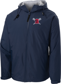 Augusta Patriots Navy Hooded Jacket