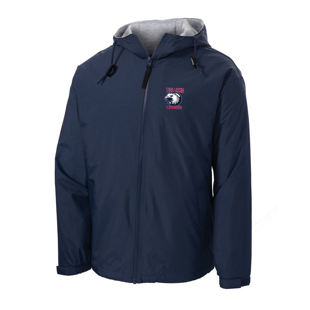 Tolland Lacrosse Club Hooded Jacket