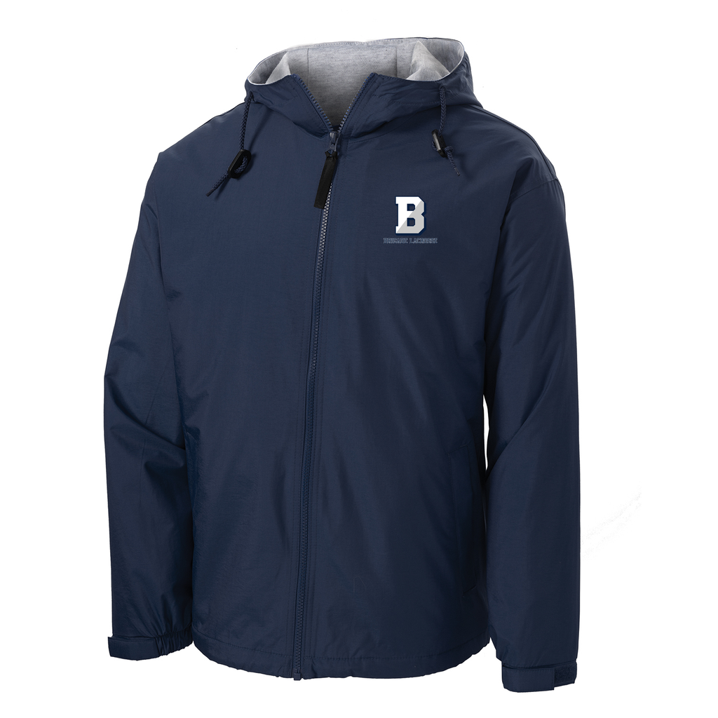 Brigade Soccer Hooded Jacket